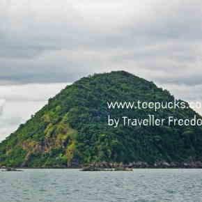 สุดยอดแนวเชื่อมชายหาดทะเลไทยที่ ปราณบุรี